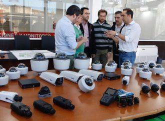Morón suma nuevas tecnologías y programas de seguridad para luchar contra el delito