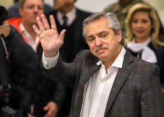 Amplio triunfo de Alberto Fernández en las PASO