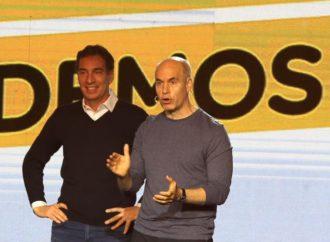 Rodríguez Larreta se impuso con el 46% de los votos