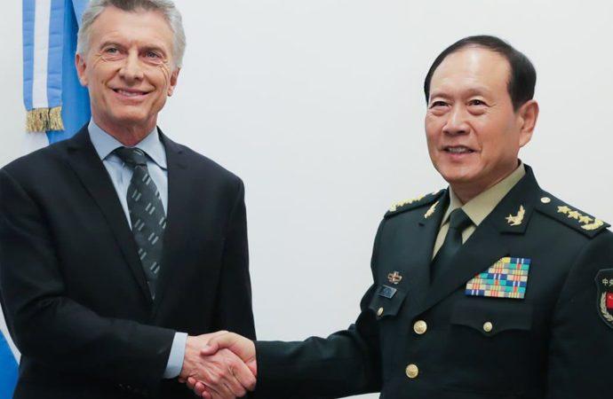 Militares argentinos se formarán en academias del Ejército chino