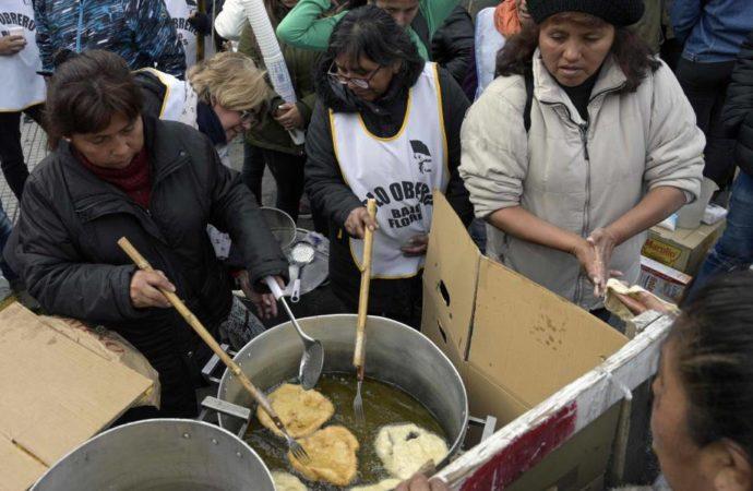 La Iglesia le pidió al Gobierno declarar la emergencia alimentaria
