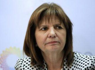 Patricia Bullrich le hizo un guiño a Sabina Frederic, su posible sucesora