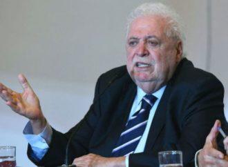 """González García: """"Tenemos la mitad de las camas de cuidado intensivo vacías"""""""