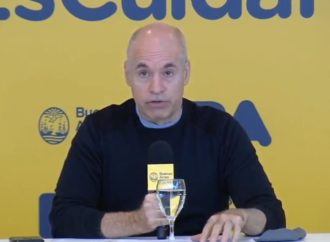 Rodríguez Larreta pone en marcha un plan de emergencia para gestionar en la crisis