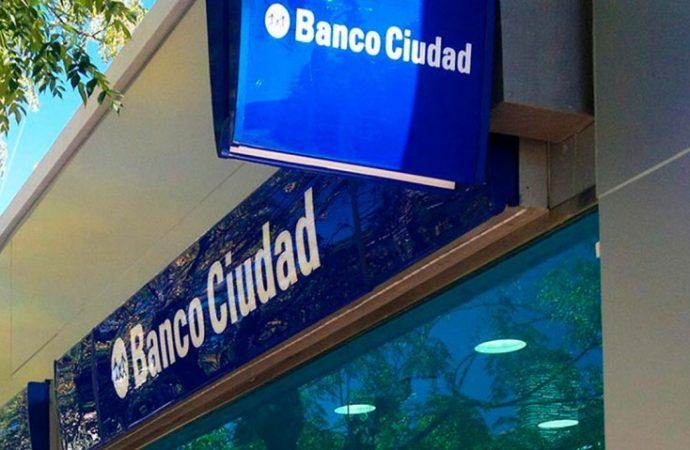 BANCO CIUDAD: NUEVA LÍNEA PARA DESCUENTO DE CHEQUES 