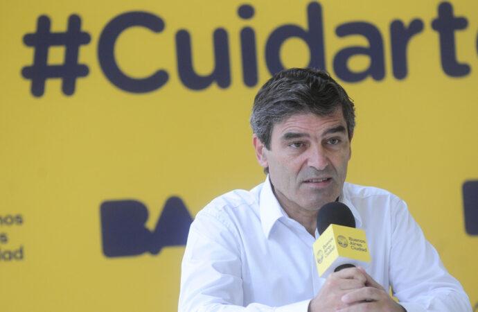 Coronavirus. ¿Estamos en el pico?: qué dijo Fernán Quirós sobre la situación en la Ciudad y el futuro de la cuarentena