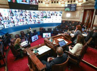 El Senado aprobó la reforma judicial, sin la cláusula contra los medios