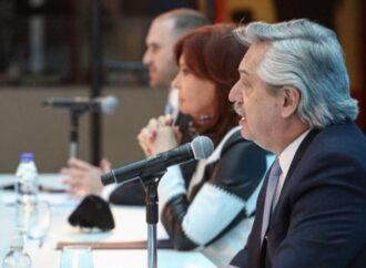 Reuniones reservadas y el respaldo a la negociación, la vuelta de Cristina Kirchner a la Casa Rosada tras 265 días
