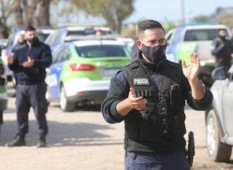 """""""La guita no alcanza"""". El disparador de la protesta de la policía bonaerense"""