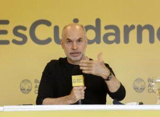 De a poco, Horacio Rodríguez Larreta se muestra lejos de su territorio para consolidar su rol como opositor