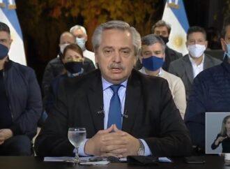 Tras el conflicto con la policía bonaerense, Alberto Fernández anunció que regularizarán los salarios de las fuerzas de seguridad