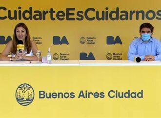 Protocolo para el regreso a clases presenciales en la Ciudad de Buenos Aires