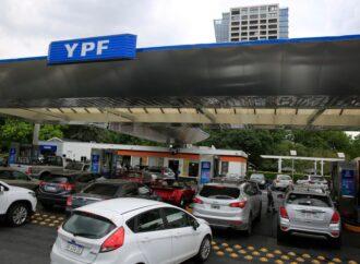 YPF volvió a aumentar los precios de los combustibles
