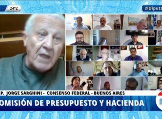 DIPUTADOS CONTINÚA DEBATIENDO EL PROYECTO DE GANANCIAS DE EMPRESAS