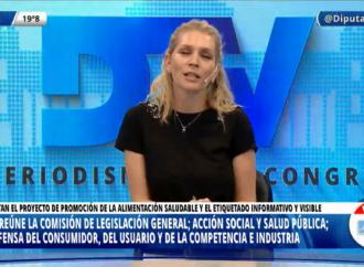 DIPUTADOS CONTINÚA DEBATIENDO LA LEY DE ETIQUETADO FRONTAL DE ALIMENTOS