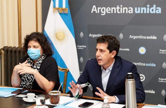La Casa Rosada le anticipó a los gobernadores que las vacunas que consigan se descontarán de las que envía la Nación