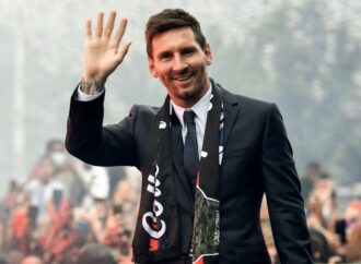 """Messi: """"Tengo la misma ilusión y las mismas ganas que cuando era un nene"""""""