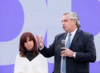 El Presidente enfoca la recta final de la campaña en el conurbano y el cierre será con Cristina Kirchner