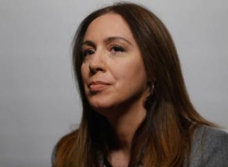 """María Eugenia Vidal, sobre la inflación: """"El problema no tiene que ver con los empresarios, sino con la emisión"""""""